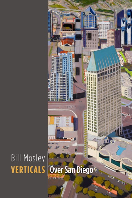 Book Signing - Bill Mosley's VERTICALS | Over San Diego